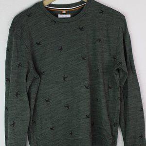 Cactus Man: Ricky Singh Brown Pullover Sweatshirt